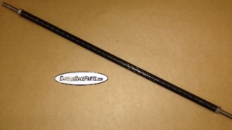 Kart Carbon Fiber Brake Rod Metric M6 x 1.0